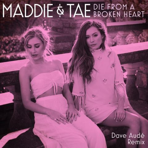 Die From A Broken Heart (Dave Audé Remix)